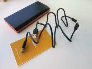 Powerbank EasyAcc förpackning